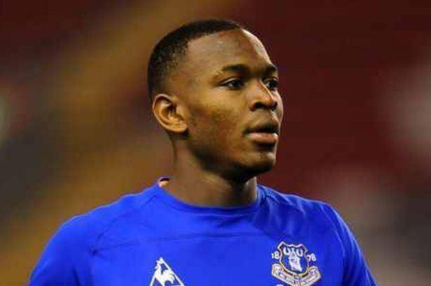 Aristote Nsiala Everton39s teenage defender Toto Nsiala is keen to fight