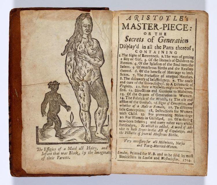 Aristotle's Masterpiece httpsuploadwikimediaorgwikipediacommonsbb
