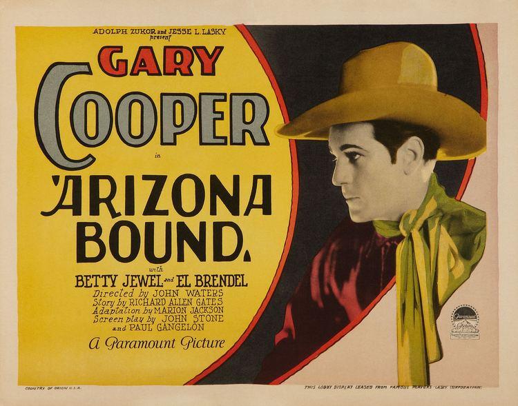 Arizona Bound (1927 film) Arizona Bound 1927