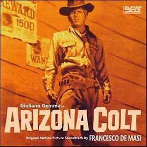 Arizona Colt Arizona Colt Soundtrack details SoundtrackCollectorcom