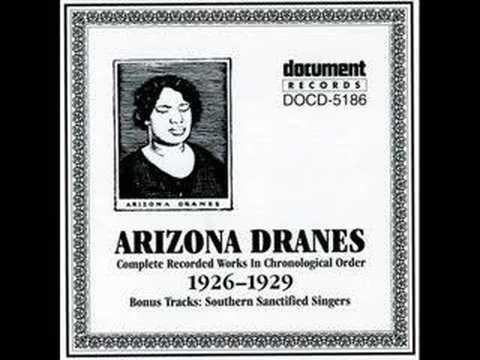 Arizona Dranes Arizona Juanita Dranes I Shall Wear a Crown YouTube