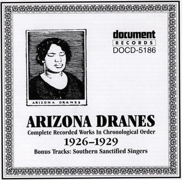 Arizona Dranes ghostcapital Arizona Dranes Complete Recorded Works
