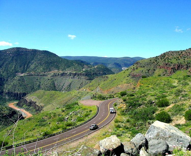 Arizona State Route 77