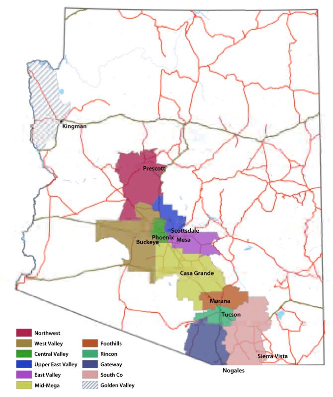 Arizona Sun Corridor News Article Cool Roofs May Have Side Effects On Regional Rainfall