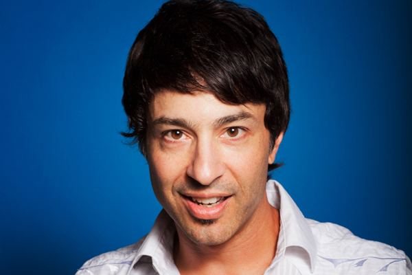 Arj Barker Arj Barker Flight of the Conchords Comedy Works