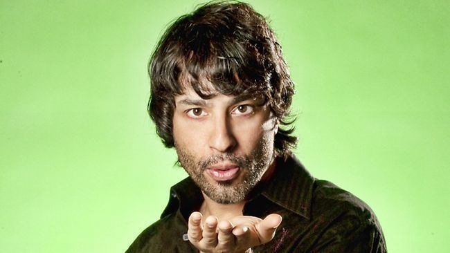 Arj Barker Arj Barker to front Fringe Friday The Advertiser
