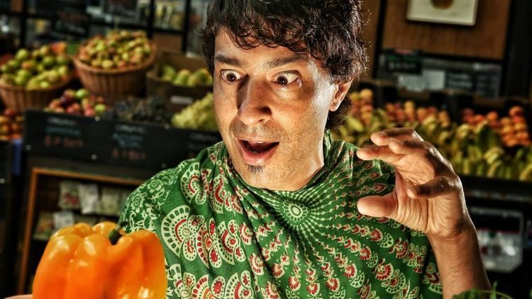 Arj Barker Comedy festival 2017 Arj show grows organically Herald Sun