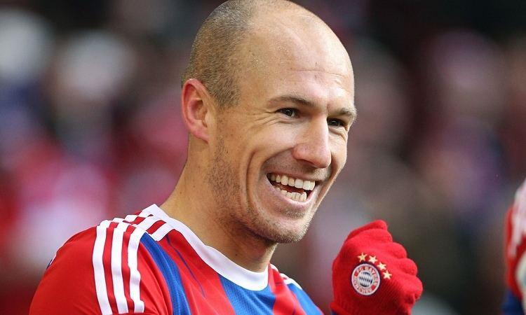 Arjen Robben Football transfer rumours Manchester City to swoop for