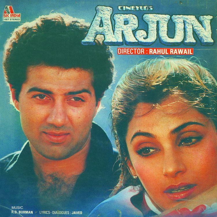 Arjun (1985 film) Dhadkan Pal Pal panchammagicorg Dhadkan Pal Pal an