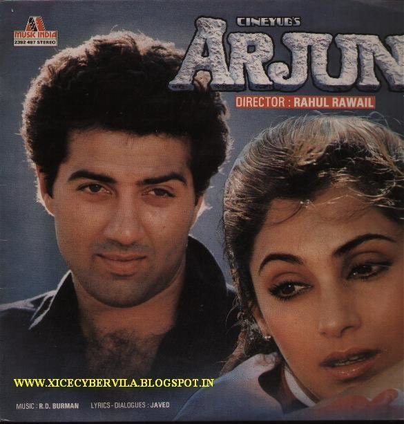 Arjun (1985 film) COLLEGE PROJECTS AND MUSIC JUNCTION ARJUN 1985 OST VINYL RIP