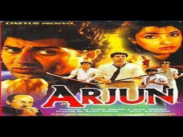 Arjun (1985 film) Arjun 1985 Full Hindi Movie Watch Online DVD HD Print Download