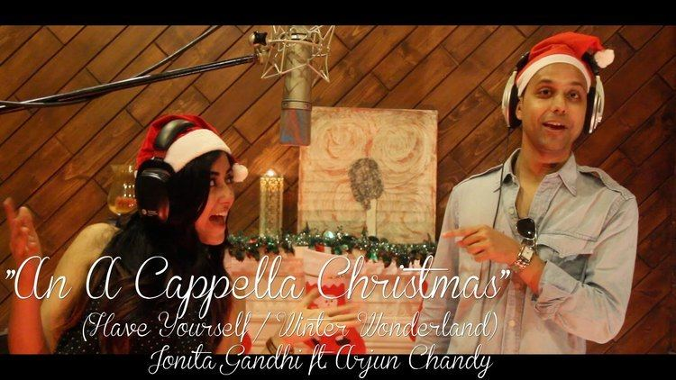 Arjun Chandy An A Cappella Christmas Have Yourself Winter Wonderland