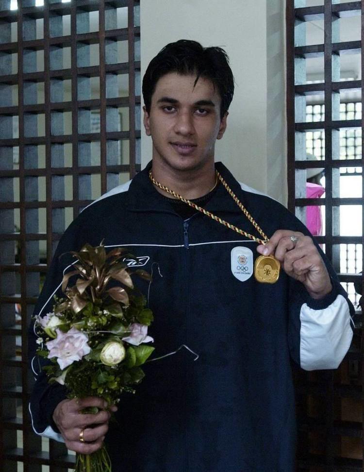 Arjun Muralidharan