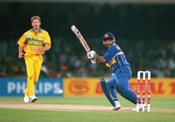 Arjuna Ranatunga (Cricketer)
