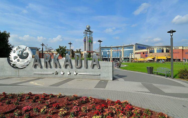 Arkadia (shopping mall)