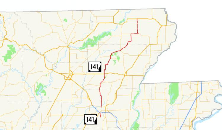 Arkansas Highway 141
