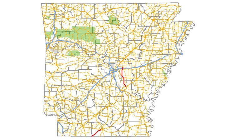 Arkansas Highway 15