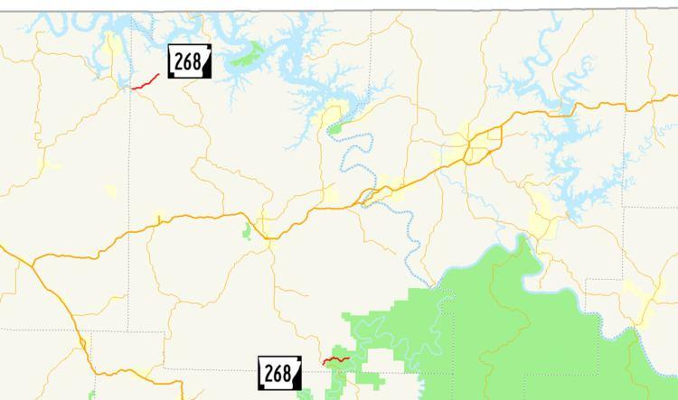 Arkansas Highway 268