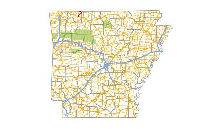Arkansas Highway 311