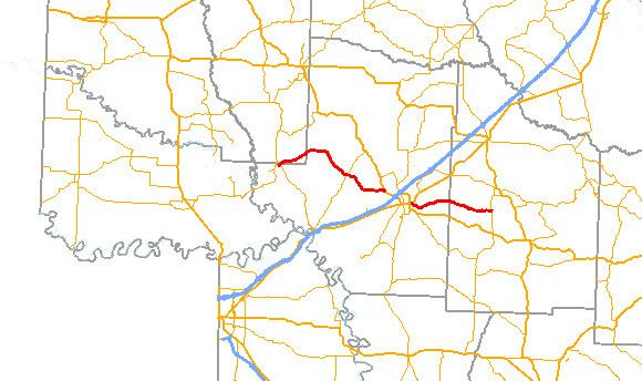 Arkansas Highway 73