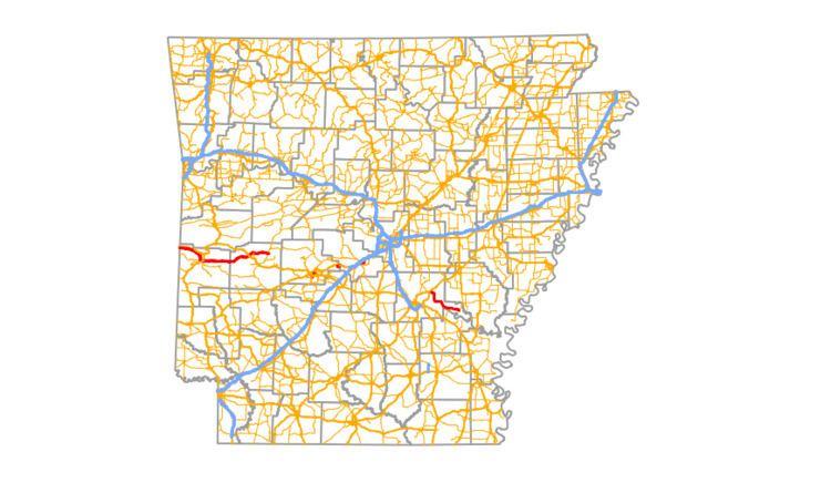 Arkansas Highway 88