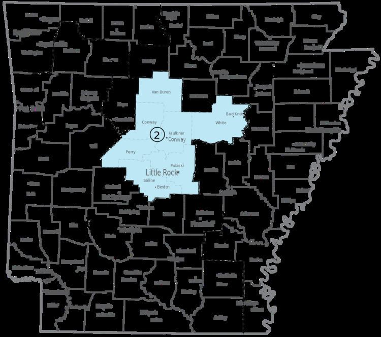 Arkansas's 2nd congressional district
