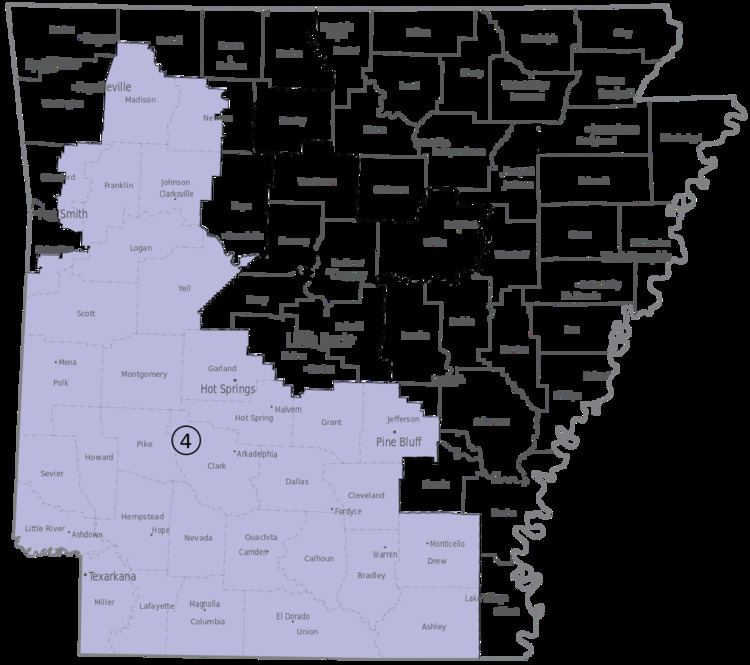 Arkansas's 4th congressional district