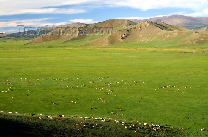 Arkhangai Province Beautiful Landscapes of Arkhangai Province