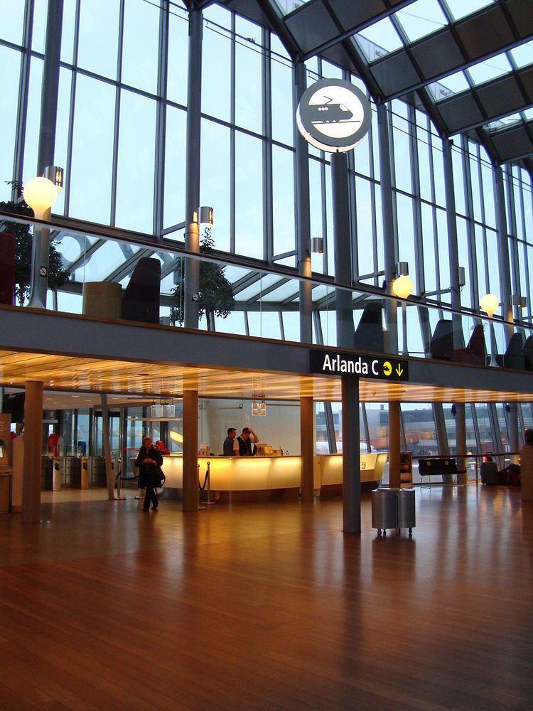 Arlanda Central Station