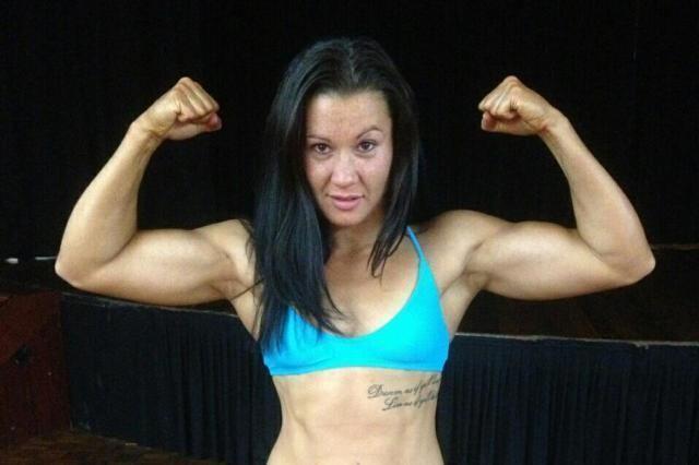 Arlene Blencowe Arlene Blencowe World Champion Boxer is Just a Mom at Heart