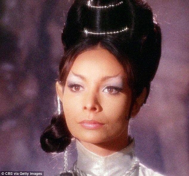Arlene Martel Star Trek actress Arlene Martel who played Spock39s bride