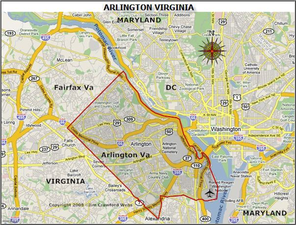 Arlington County, Virginia Beautiful Landscapes of Arlington County, Virginia