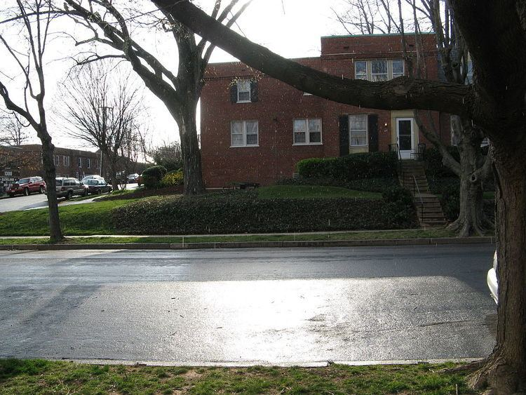 Arlington Village Historic District (Arlington, Virginia)