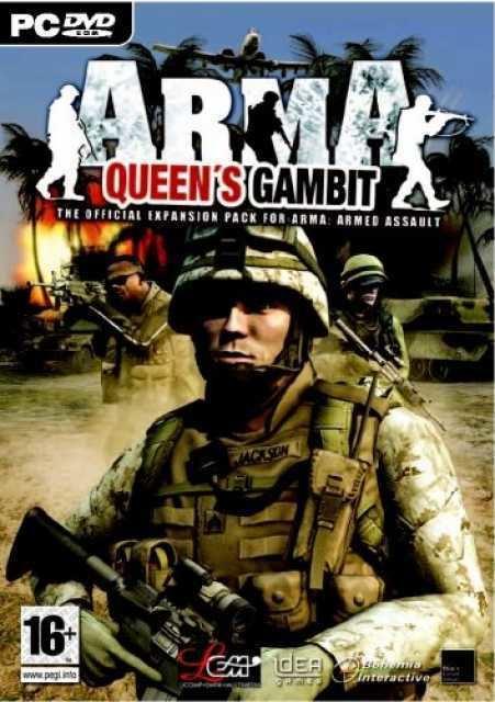 ARMA: Queen's Gambit ArmA Queen39s Gambit Game Giant Bomb