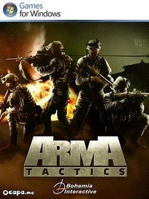 ARMA Tactics wwwimfdborgimages888ArmATacticsFakeCoverjpg