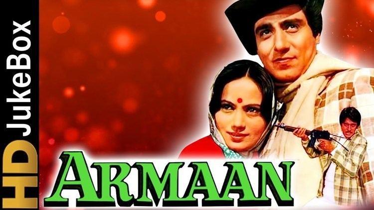 Armaan (1981)   Full Video Songs Jukebox   Raj Babbar, Shammi Kapoor,  Ranjeeta Kaur - YouTube