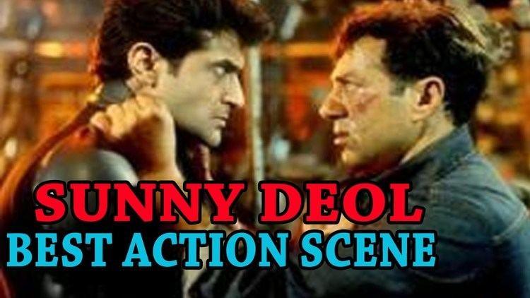 Armaan (2013 film) movie scenes Sunny Deol v s Arman Kohli Best Action Scene Jaani Dushman Goldmines Movies