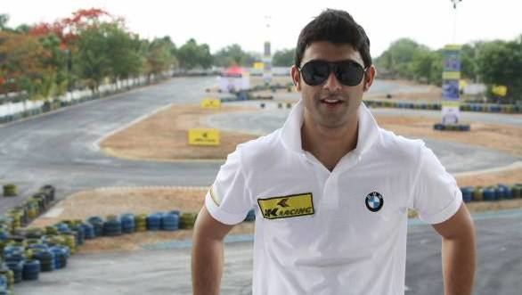 Armaan Ebrahim Know your Indian racing star Armaan Ebrahim Overdrive