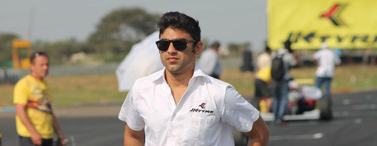 Armaan Ebrahim Armaan Ebrahim JK Tyre Motorsport