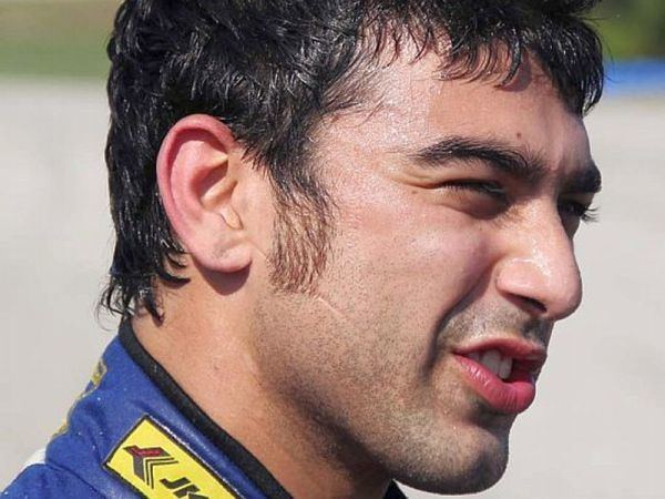 Armaan Ebrahim FIA GT Series Podium for Armaan and team