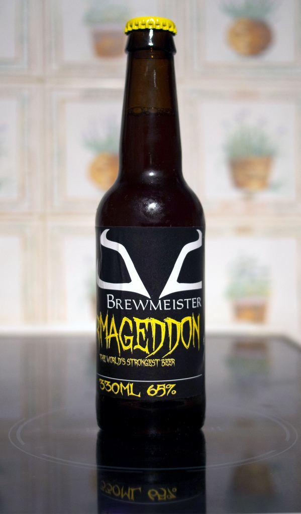 Armageddon (beer) Armageddon Beer The world39s strongest beer at 65 Ingredi Flickr
