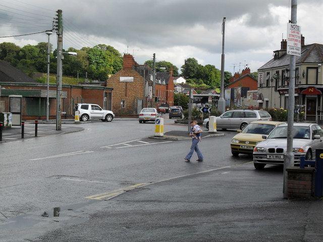 Armagh railway station