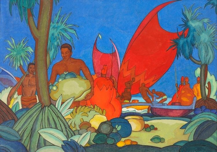 Arman Manookian Honolulu Museum of Art Meaning in ColorExpression in