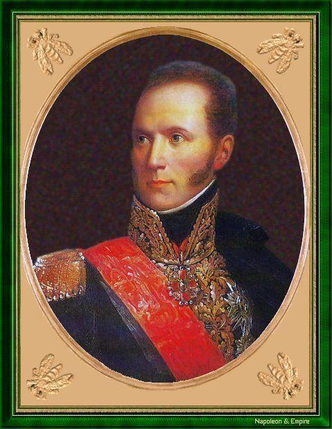 Armand-Augustin-Louis de Caulaincourt Caulaincourt Armand de Minister Picture Napoleon