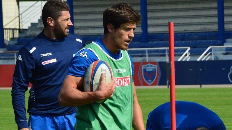 Armand Batlle Top 14 Grenoble Armand Batlle parti pour un bail laile du FCG