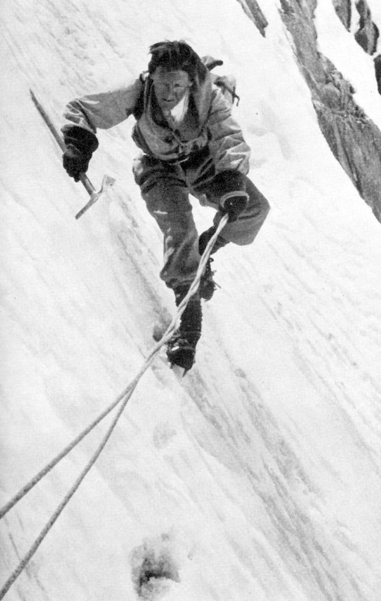 Armand Charlet Our Company39s legacy Guides de Chamonix