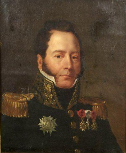 Armand Lebrun de La Houssaye