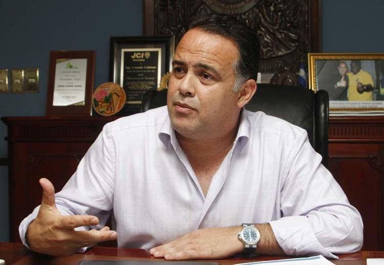 Armando Calidonio Se busca competir no subir impuestos Armando Calidonio Diario