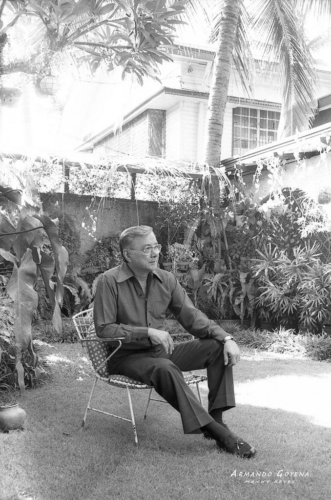 Armando Goyena Armando Goyena at home May 1986 Flickr Photo Sharing
