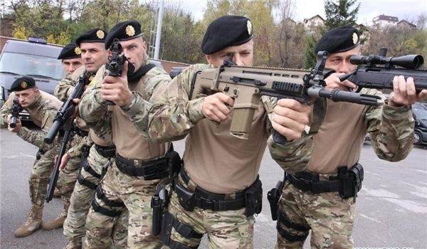 Armed Forces of Bosnia and Herzegovina Farsnews